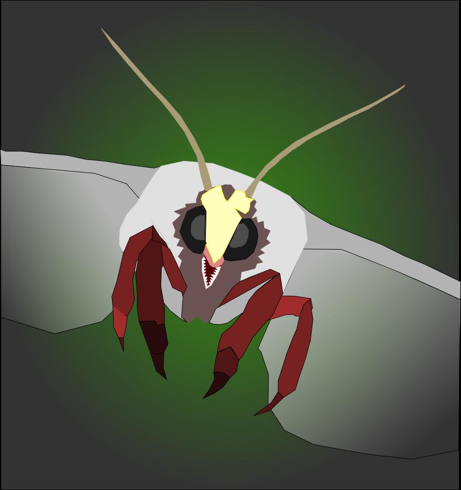 The Lichtfresser, a nuisance monster in everdown.