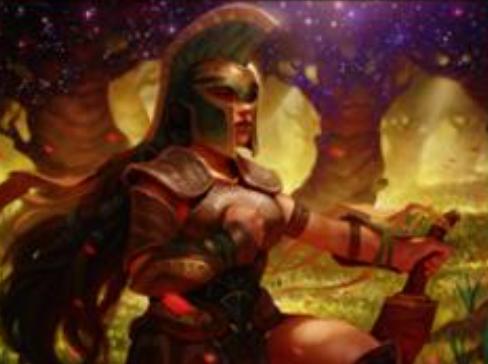 Setessan Hoplite (ok, actually Setessan Champion.
